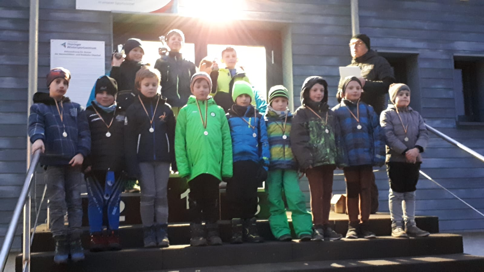Youngster Cup in Oberhof