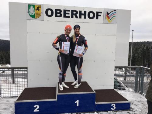 Thüringer Meisterschaft 2016, Damen