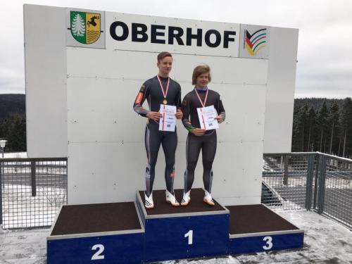 Thüringer Meisterschaft 2016, Doppel