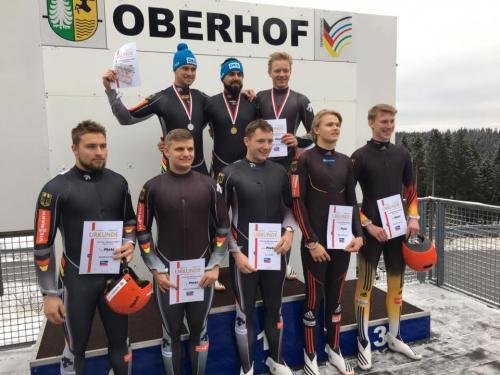 Thüringer Meisterschaft 2016, Herren