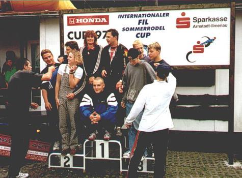 Sieger des FIL-Cups 1997